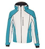Vuarnet M-Lavit - Skijacke - Herren, White/Light Blue