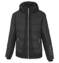 Vuarnet M-Marvos Man Skijacke, Black