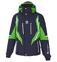 Vuarnet M-Mons Jacket - giacca da sci - uomo, Blue/Green