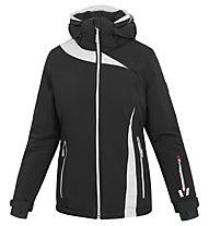 Vuarnet M L Bellac - giacca da sci - donna, Black/White