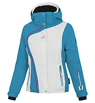 Vuarnet M L Sofia - giacca da sci - donna, White/Light Blue