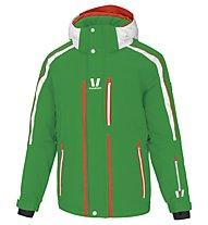 Vuarnet M Lunel - Skijacke - Herren, Green/Orange