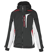 Vuarnet M Ravel - Skijacke - Herren, Black/Red