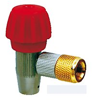 Wag  CO2 Cartridge Adapter, Red