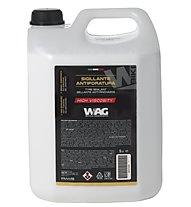 Wag Sigillante non schiumoso - Kit riparazione gomme bici, 5,0