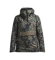 Colourwear Homage Anorak - Skijacke - Damen, Green