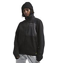Colourwear Retro - Fleecejacke - Unisex, Grey