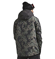 Colourwear Wear Anorak - giacca sci - uomo, Green