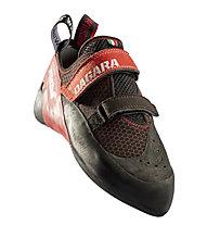 Wild Climb Dagara - scarpe arrampicata - donna, Red/Black