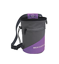 Wild Country Cargo Chalk Bag - portamagnesite, Purple