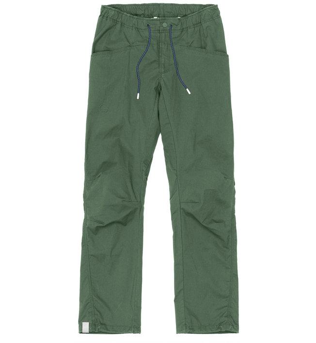 Wild Country Cellar - pantaloni arrampicata boulder - uomo, Green