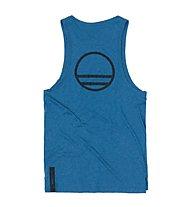 Wild Country Cellar - t-shirt arrampicata - uomo, Blue