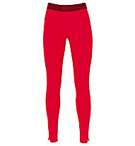 Wild Country Cellar - leggings arrampicata - donna, Red