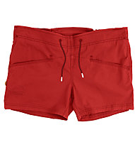 Wild Country Cellar - kurze Kletter- und Boulderhose - Damen, Red