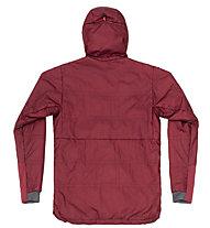 Wild Country Curbar - giacca imbottita con cappuccio - uomo, Red