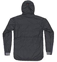 Wild Country Curbar - giacca imbottita con cappuccio - uomo, Black