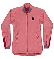 Wild Country Curbar Insulated - giacca ibrida arrampicata - donna, Red