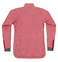 Wild Country Curbar Insulated - Hybridjacke Klettern - Damen, Red