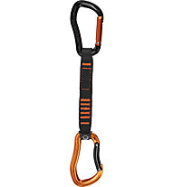 Wild Country Electron Sport Draw - Express-Set, Black/Orange / 12 cm