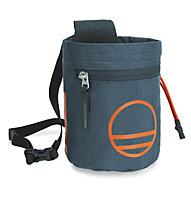 Wild Country Flow Chalk Bag - portamagnesite, Blue/Orange