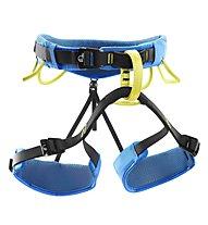 Wild Country Flow Men's - imbrago arrampicata, Blue/Black/Yellow