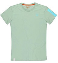 Wild Country Graphic - T-Shirt arrampicata - uomo, Light Green