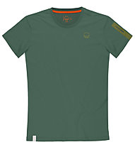Wild Country Graphic - T-Shirt Klettern - Herren, Dark Green