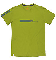 Wild Country Graphic - T-Shirt arrampicata - uomo, Green