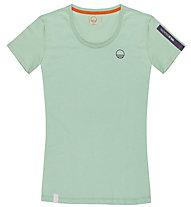 Wild Country Graphic - T-Shirt Klettern - Damen, Light Green