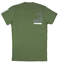 Wild Country Mind - T-Shirt arrampicata - uomo, Green
