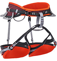 Wild Country Mission Men - Klettergurt, Dark Red/Orange