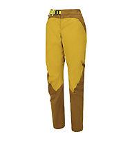 Wild Country Movement W- Kletterhose lang - Damen, Yellow
