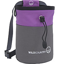 Wild Country Petit Bloc Chalk Bag - Kreidetasche, Purple