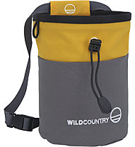 Wild Country Petit Bloc Chalk Bag - Kreidetasche, Yellow