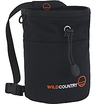 Wild Country Petit Bloc Chalk Bag - Kreidetasche, Black