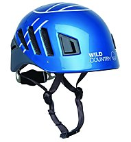 Wild Country Rock Lite - Caschi arrampicata, Blue