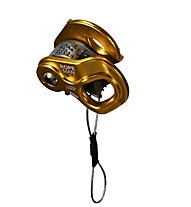 Wild Country Ropeman 2 - assicuratore, Gold