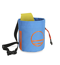 Wild Country Session Chalk Bag - portamagnesite, Blue/Orange