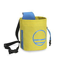 Wild Country Session Chalk Bag - portamagnesite, Yellow/Blue