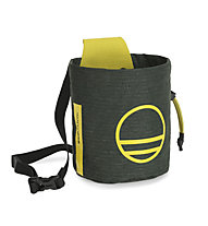 Wild Country Session Chalk Bag - portamagnesite, Grey/Yellow