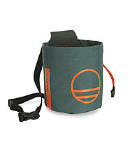Wild Country Session Chalk Bag - portamagnesite, Green/Orange