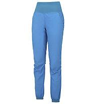 Wild Country Session - pantaloni arrampicata - donna, Light Blue
