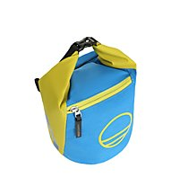 Wild Country Spotter Boulder Bag - sacca per magnesite, Yellow/Blue