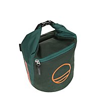 Wild Country Spotter Boulder Bag - sacca per magnesite, Green/Orange