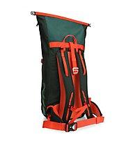 Wild Country Stamina Gear Bag - sacca per corda, Green/Orange