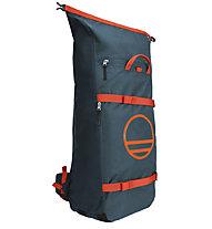 Wild Country Stamina Gear Bag - sacca per corda, Blue/Orange