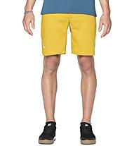 Wild Country Stamina M - pantaloni corti arrampicata - uomo, Yellow