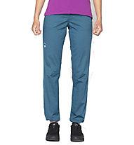 Wild Country Stamina W - pantaloni lunghi arrmapicata - donna, Blue