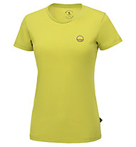 Wild Country Stamina W- Damen-T-Shirt, Yellow