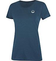 Wild Country Stamina W- Damen-T-Shirt, Blue